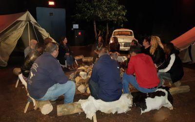 Groeien en beleven tijdens ons bezoek aan De Schildkamp