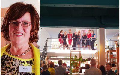 Feestelijke opening nieuwe winkel Dress for Success Gorinchem